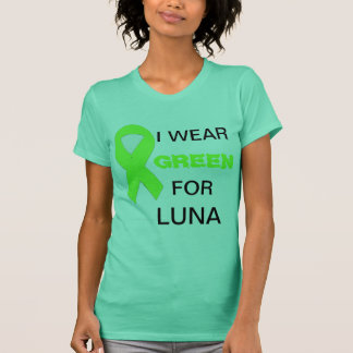 I WEAR GREEN FOR MY PET T-Shirt