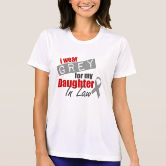 I Wear Grey For My Daughter In Law T-Shirt