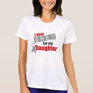 I Wear Grey For My Daughter T-Shirt