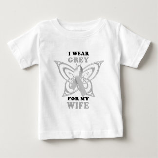 I Wear Grey for my Wife T Shirt