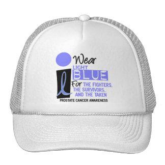 I Wear Light Blue For Fighters Survivors Taken 9 Trucker Hat