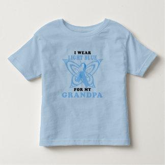 I Wear Light Blue for my Grandpa T-shirts