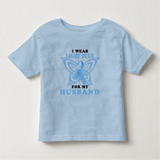 I Wear Light Blue for my Husband Shirts