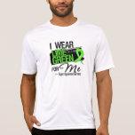 I Wear Lime Green For Me - Lymphoma Tee Shirts