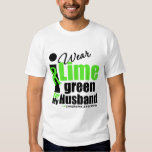 I Wear Lime Green For My Husband Tshirts
