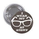 I Wear My Sunglasses at Night Retro Flair