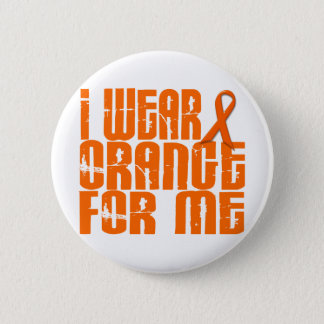 I Wear Orange For Me 16 2 Inch Round Button