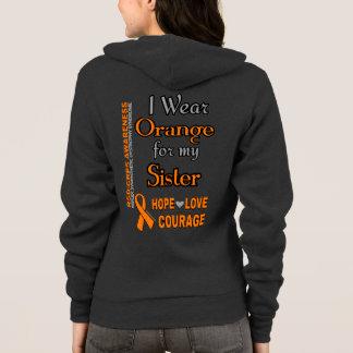 I Wear Orange for...Sister Hoodie