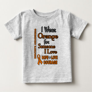 I Wear Orange for...Someone I Love Baby T-Shirt