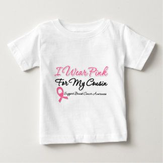 I Wear Pink For My Cousin Tshirt