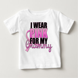 I Wear Pink for My Grammy - Breast Cancer T Shirt