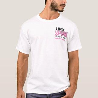I Wear Pink For My Grandma 10 Breast Cancer T-Shirt