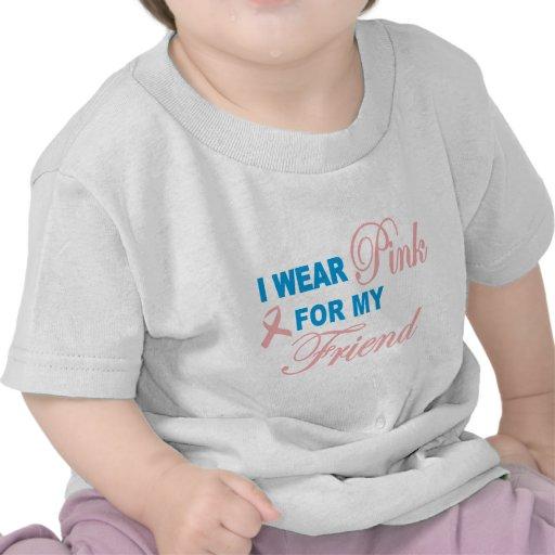 I WEAR PINK FRIEND.png T Shirt