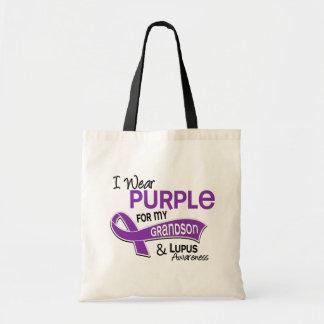 I Wear Purple For My Grandson 42 Lupus