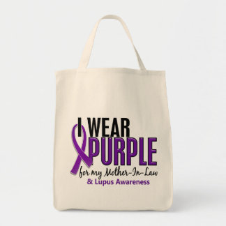 I Wear Purple For My Mother-In-Law 10 Lupus