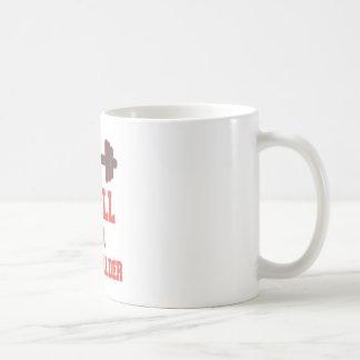 I will be a Bodybuilder Coffee Mug