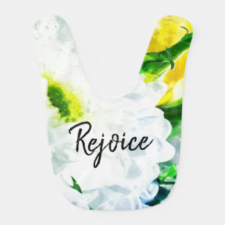 I Will Be Glad And Rejoice In Thee Bib