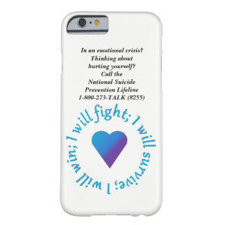 I WIll Fight Suicide Awareness Mobile Device Cases