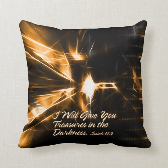 I Will Give You .. Pillow
