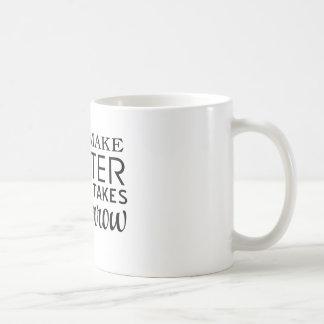 I Will Make Better Mistakes Tomorrow Coffee Mug