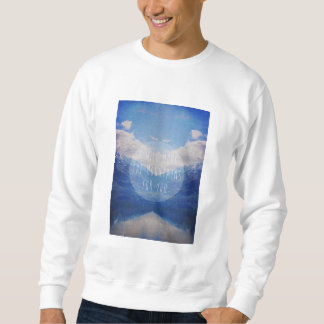 I will move the mountains for you sweatshirt