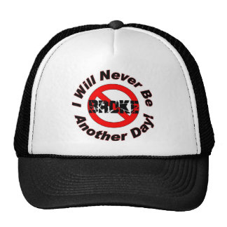 I Will Never Be Broke Another Day Trucker Hat