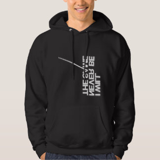 I WIll Never Be The Same Band Hoodie