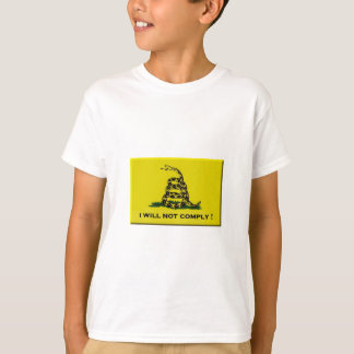 I will not comply T-Shirt