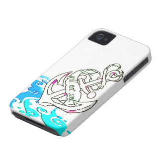 I Will Not Sink Anchor iPhone 4 Case