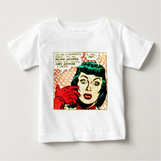 I ... Will ... Obey Baby T-Shirt