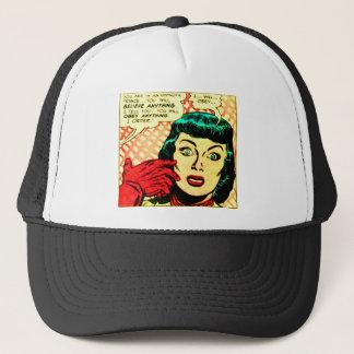 I ... Will ... Obey Trucker Hat