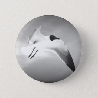 I will Rise Above 2 Inch Round Button