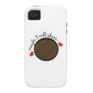 I Will Share iPhone 4/4S Cover