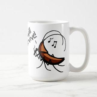 I Will Survive Singing Roach - Mug
