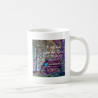 I Will Wait Upon the Lord Coffee Mug