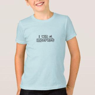 I win at internet T-Shirt