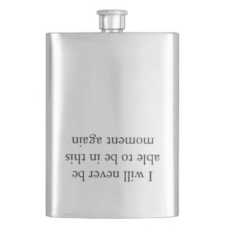I wish google was a certified therapist hip flask
