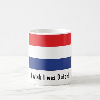 I wish I was Dutch! Coffee Mug