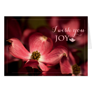 I Wish You Joy Greeting Card