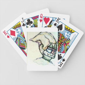 I wish you knew how much I love you the ambient Bicycle Playing Cards