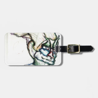 I wish you knew how much I love you the ambient Luggage Tag