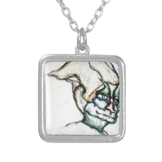 I wish you knew how much I love you the ambient Silver Plated Necklace