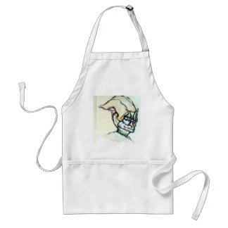 I wish you knew how much I love you the ambient Standard Apron
