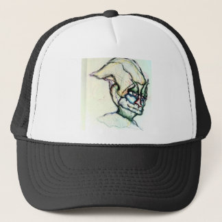 I wish you knew how much I love you the ambient Trucker Hat