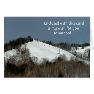 I Wish You Success... Greeting Card