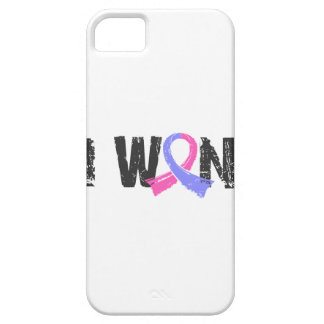 I Won Male Breast Cancer iPhone 5 Case