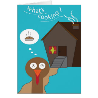 i wonder what's cooking card
