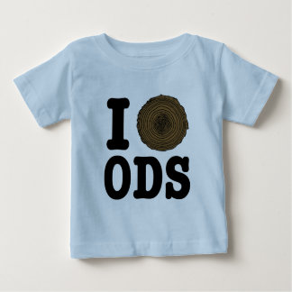 I Wood Cookie ODS Baby T-Shirt