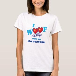 I Woof Havanese T-Shirt