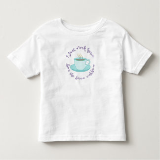 I Work for Free Coffee Office Humor T-Shirt